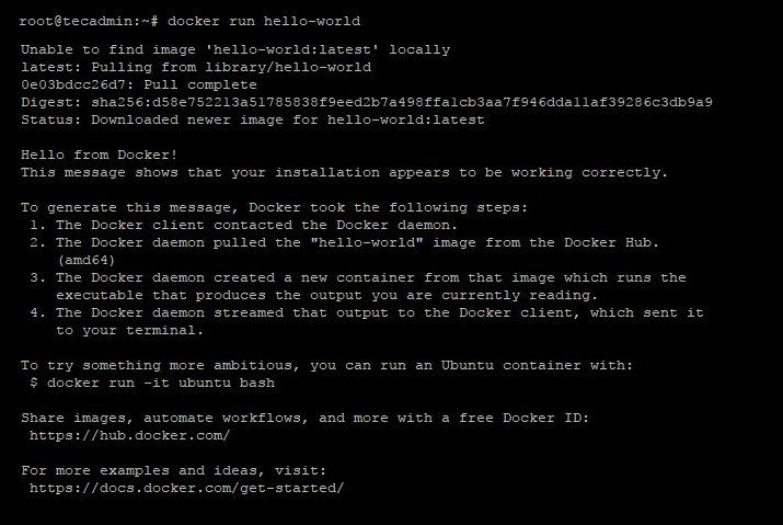 Ubuntu 20.04にDockerをインストールする方法