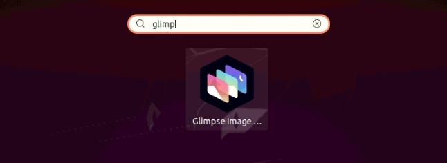 Ubuntu 20.04でGlimpseを起動する