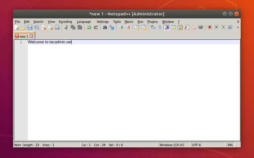 postman Ubuntu18.04を実行しています