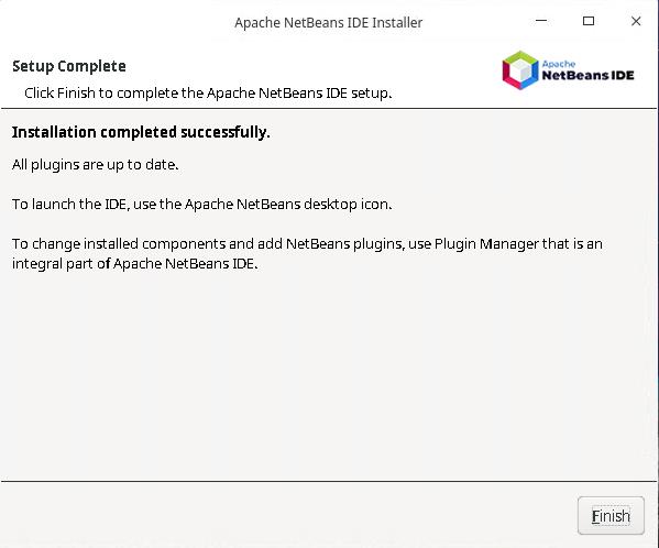 Fedoraへのnetbeansのインストール